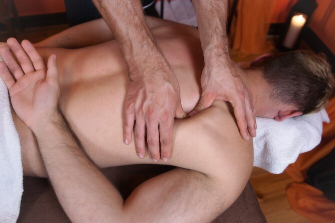 Private 1-Hour Massage Session in Lisbon
