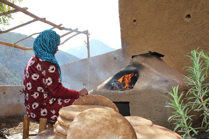 Marrakech: Berber Life Cooking Class and Culture Experience