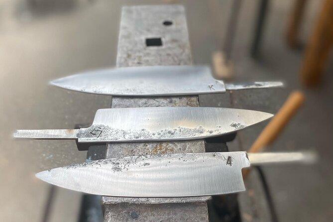 Knife Making Workshop, Hands-on
