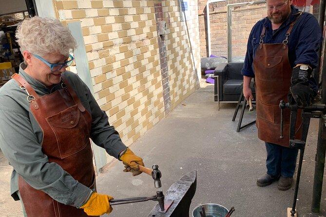Blacksmithing Introduction Workshop