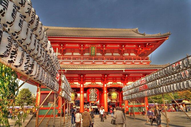 8-Day Japan Tour by Car and Train: Tokyo, Mt. Fuji, Hakone, Kyoto, Nara, Osaka