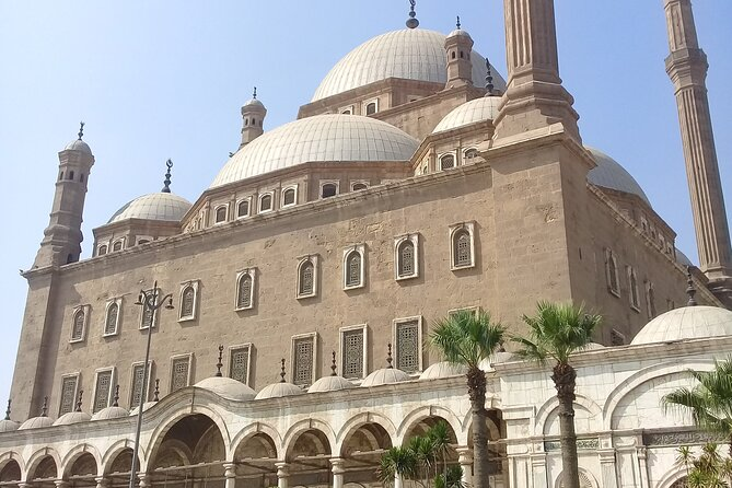 Museum Cairo Citadel and Coptic Cairo Private Full Day Tour