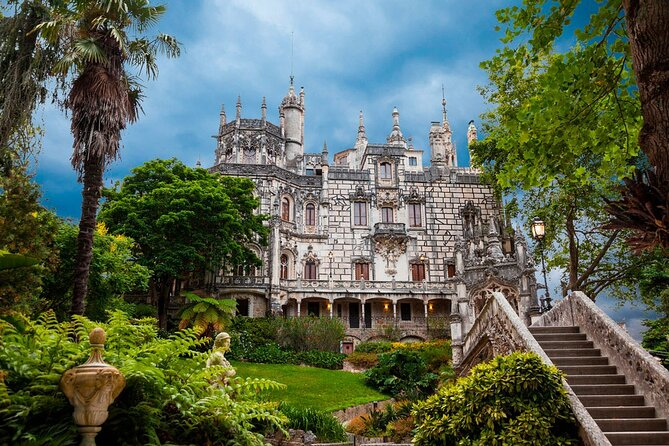 Transportation between Four Sintra Palaces