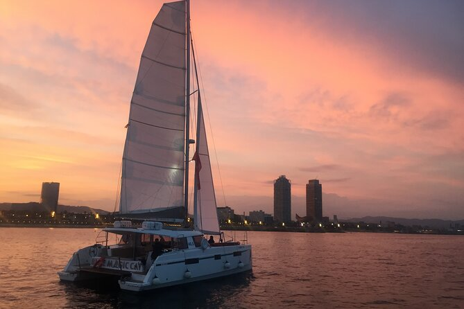Best Sunset In Barcelona