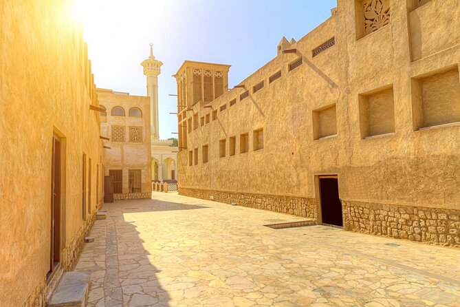 Half-Day Private Dubai Heritage Guided Tour with Pickup
