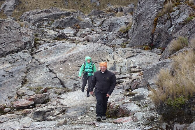Dagtocht - Inca Trail Cajas National Park