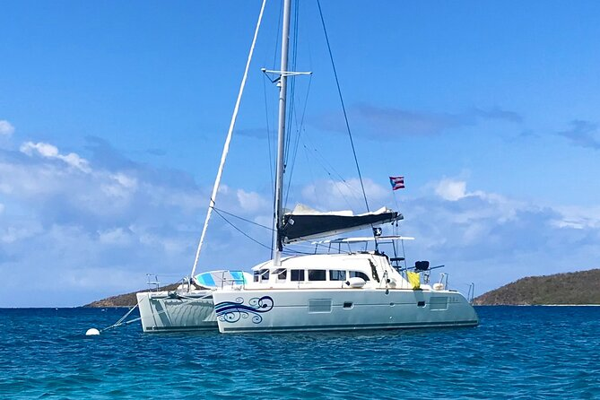 Janise Sailing and Snorkeling Day Charter