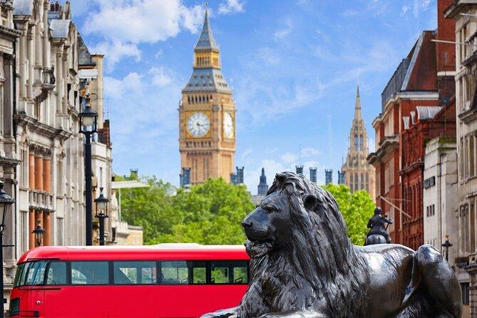 Londen Top bezienswaardigheden kleine groepswandeling van een halve dag