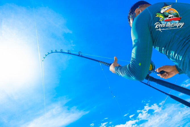 Reel Therapy Sport Fishing