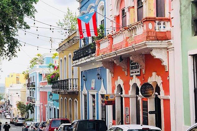 2.5-Hour Historical Walking Tour of Old San Juan