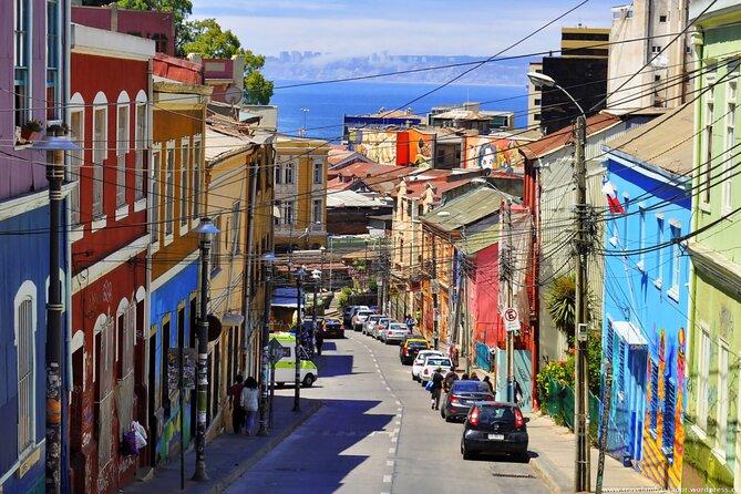 Build your own tour - enjoy 3 fun activities of your choice around Valparaiso.