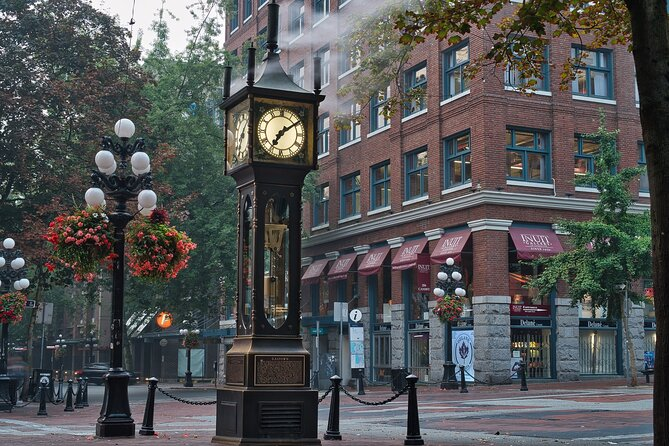 Discover Gastown GPS-Guided Audio Walking Tour