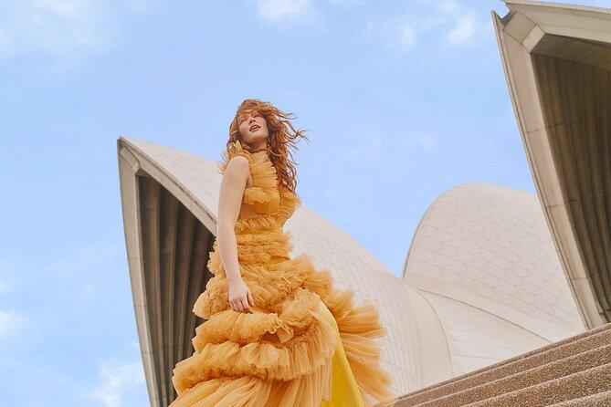 Operaföreställning på Sydney Opera House