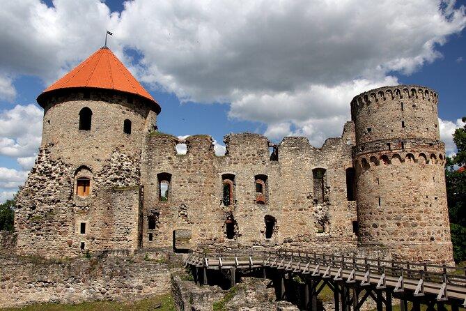 Cesis: Medieval Heritage and Natural Treasures