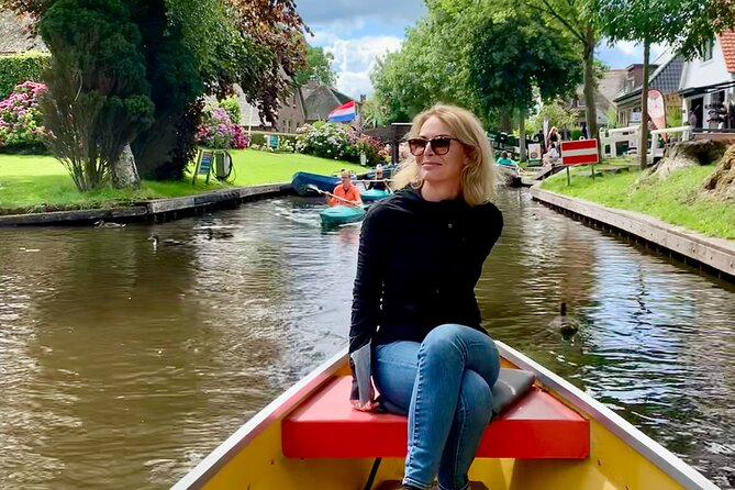 Private Experience in Giethoorn the Venice of the North