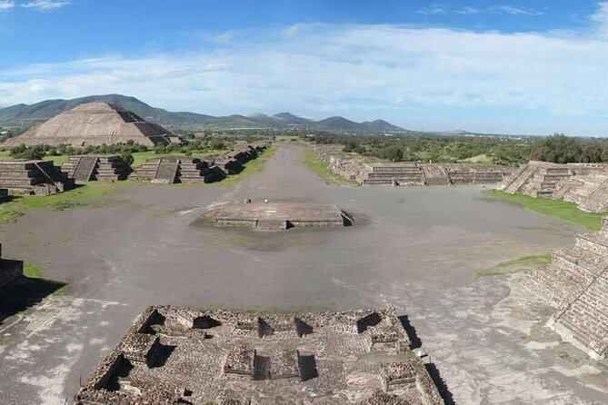 Turitour Discover the Amazing Pyramids of Teotihuacan