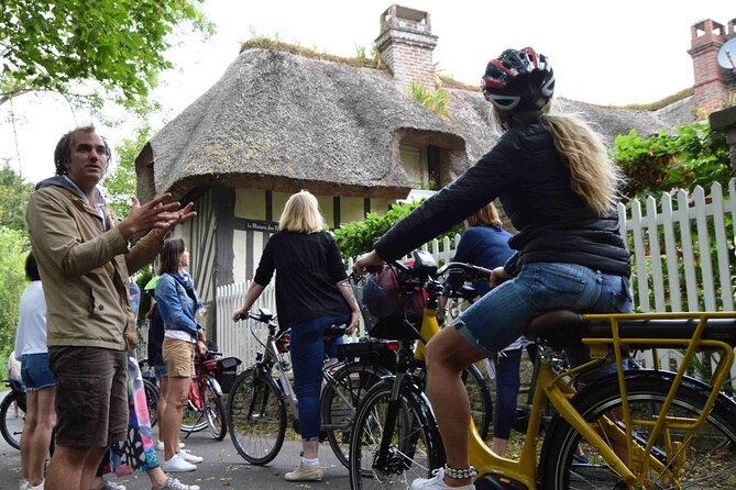 Guided Bike Tour of Deauville and Trouville-sur-Mer