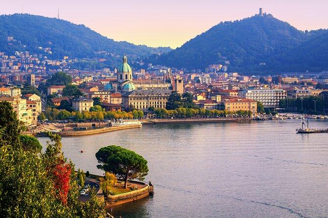 De juwelen van de bovenste stad van Bergamo: rondleiding met diner