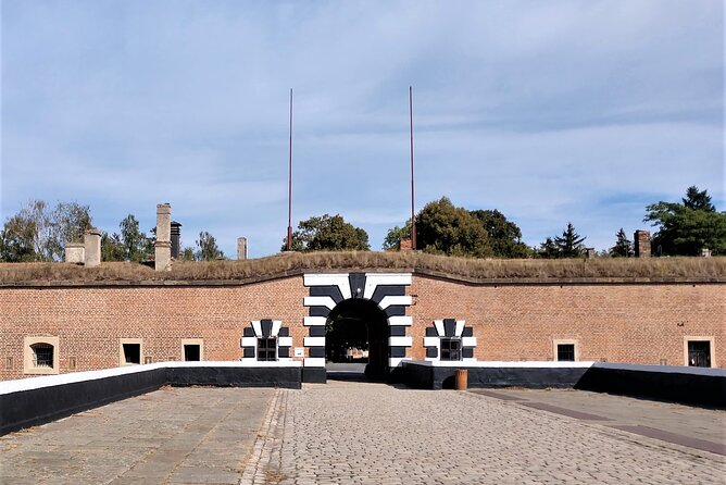 Terezin Tour Including Admission Ticket