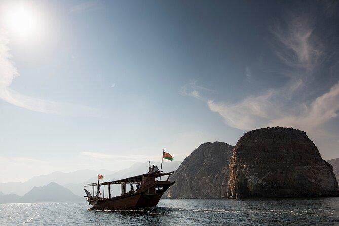 Full-Day Musandam-Dibba Tour from Dubai