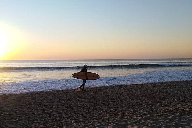 BEGINNERS SURF LESSON in Los Cabos