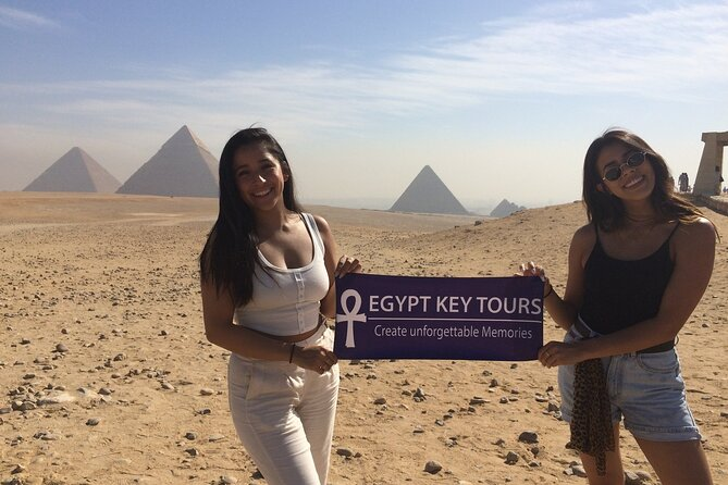 Cairo Layover to Giza pyramids, Egyptian Museum and Nile Felucca Boat ride