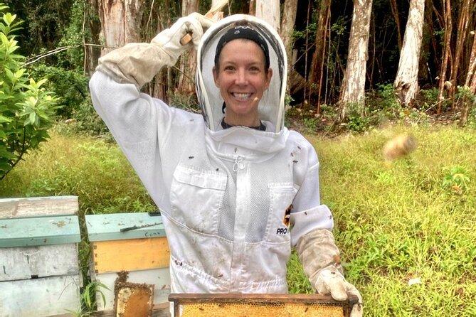 Honey Bee Adventure at the Maui Honey Bee Sanctuary