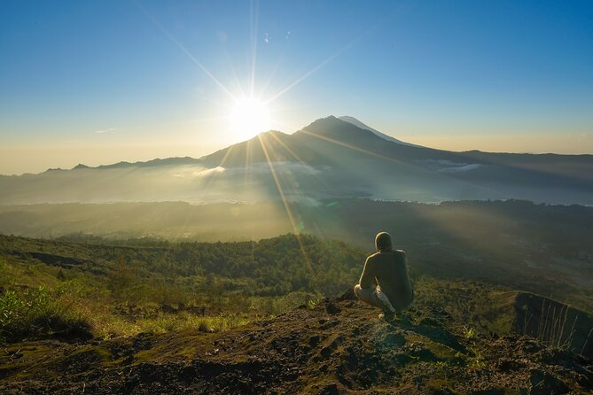 Mount Batur Sunrise Trekking with Private Hotel Transfer