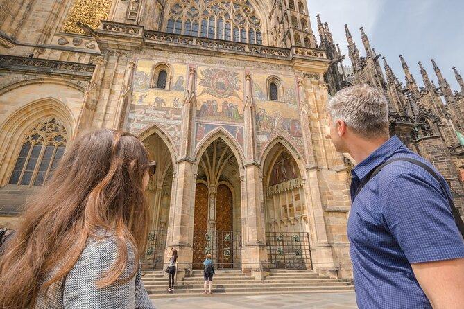 Prague Castle Walking Tour Including Admission Tickets