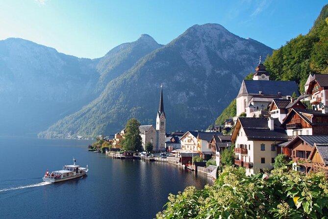 DAY TRIP Salzburg to Hallstatt Via St.Gilgen, Wolfgang See & Bad Ischl