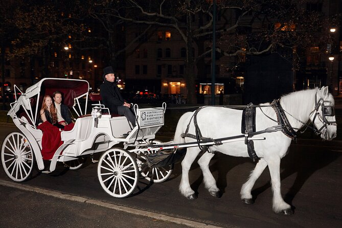 Private Horse and Carriage Ride in Central Park