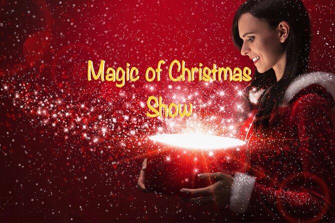Christmas Magic Show Ticket at Las Vegas Magic Theater