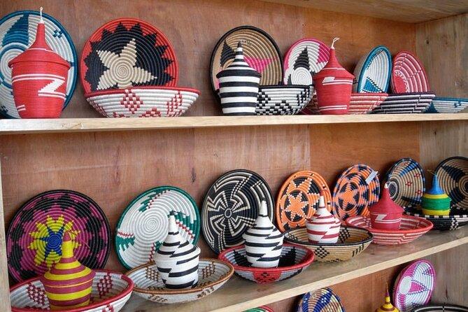 Private Rwanda Fashion and Shopping Tour