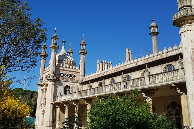 Brighton and Seven Sisters private tour from London