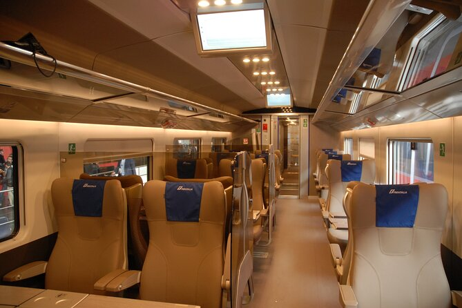 Transfer from Florence Hotel to Train Station (SMN)