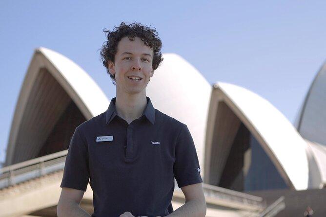 Sydney Opera House Guided Digital Tour