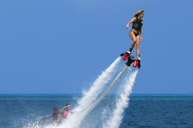 Flyboard Experience Punta Cana with Round Trip Transfer