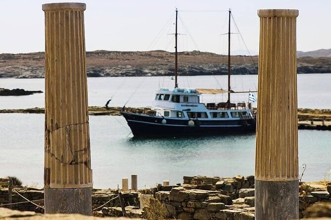 Delos Island Discovery by a Licensed Guide