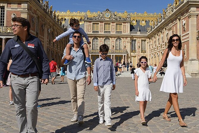 Private Half-Day Trip to Versailles from Paris