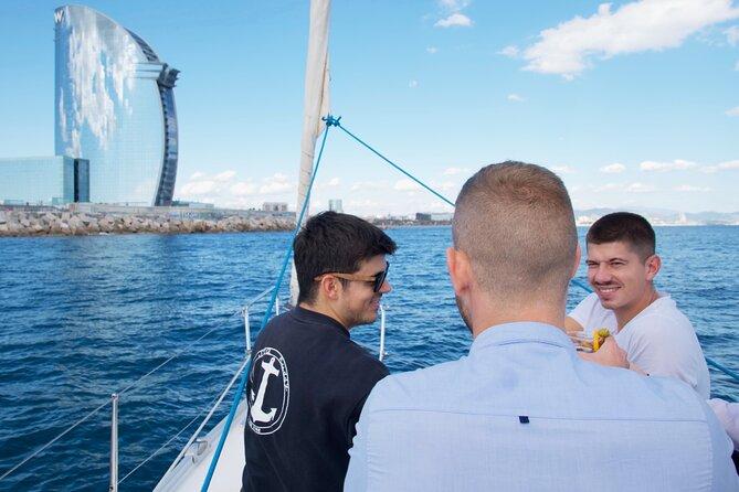 Private Sailing Boat Trip Barcelona