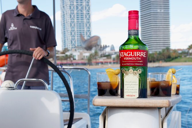 The Passion of Sailing with Vermouth