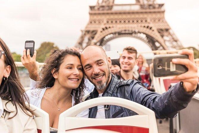 Excursão em ônibus panorâmico Big Bus por Paris