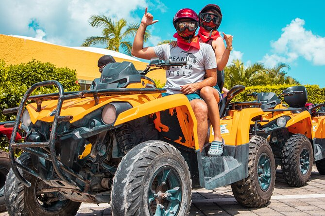 ATV Adventure & Beach Break