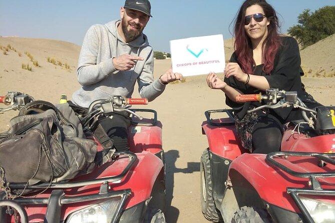 Quad Bike Safari: Full-Day Trip to Sahara Park