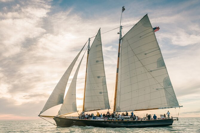 Key West Private Morning Sail on Schooner America 2.0