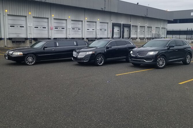 Woodinville Wine Tour by Limousine