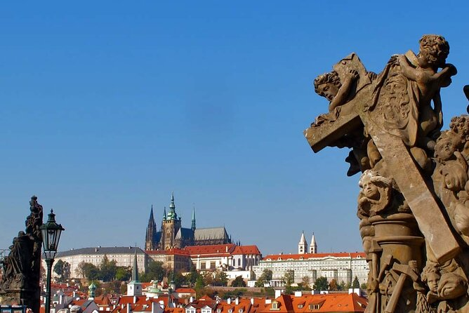 Private Custom Tour: Half-Day Tour of Prague Castle and Old Town