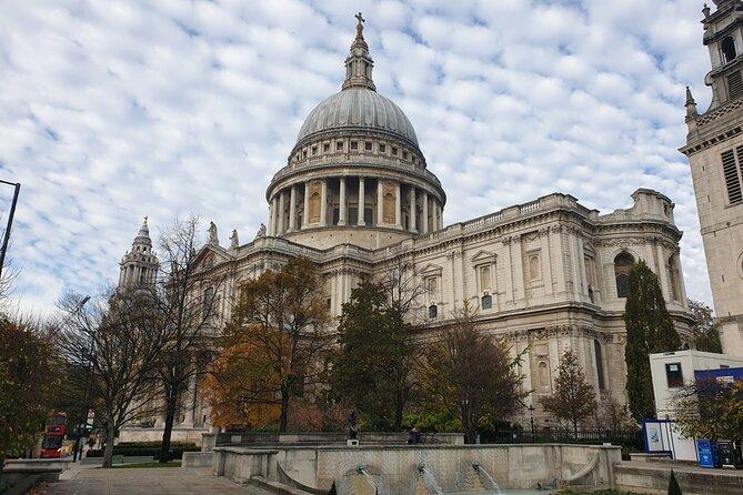 Roman Ruins to Blitz Bombings: The City of London's History