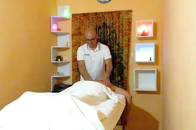 Emotional Relaxing Massage in Florence