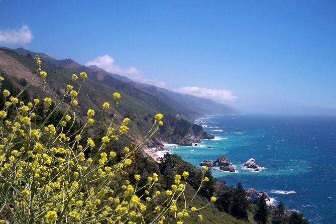 California Coast Big Sur Monterey to Los Angeles - 2 Day